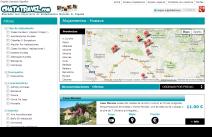 Desarrollo de páginas web: sitio web de turismo rural